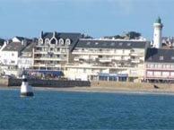 hotel with sea view neptune-quiberon