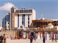 hotel with sea view neptune_berck