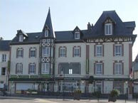 hotel with sea view normandie-arromanches