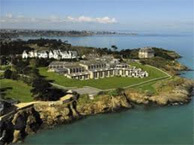 hotel with sea view novotel_dinard