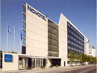 hotel with sea view novotel_le_havre
