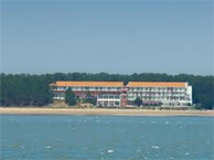 hotel with sea view novotel_oleron
