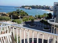 hotel with sea view ocean_biarritz