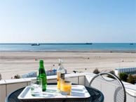 hotel with sea view opal-inn-boulogne