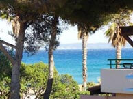 hotel with sea view oustal-del-mare-lavandou