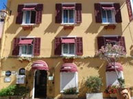 hotel with sea view oustaou-lavandou