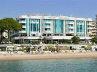 hotel with sea view palais_stephanie_cannes