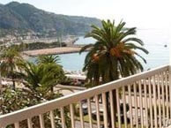 hotel with sea view palm-garavan-menton