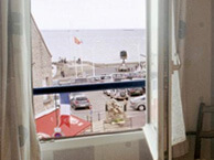 hotel with sea view pappagall-arromanches