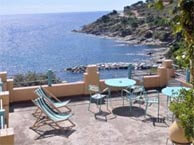 hotel with sea view patriarcu-cagnano