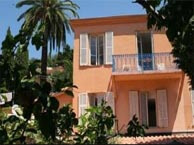 hotel with sea view patricia-villefranche