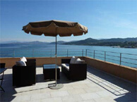 hotel with sea view perla_rossa_ile_rousse