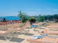 hotel with sea view petit-prince-ste-maxime
