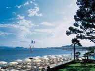 hotel with sea view pinede_st_tropez