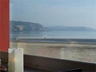 hotel with sea view plage-crozon