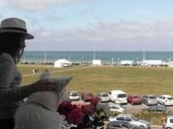 hotel with sea view plage-dieppe