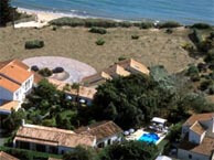 hotel with sea view plage-oleron