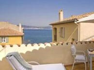 hotel with sea view ponche-st-tropez