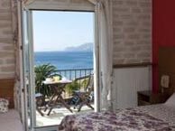 hotel with sea view port-helene-hyeres