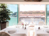 hotel with sea view port-palace-monaco