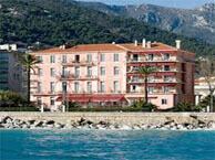 hotel vue mer prince_de_galles_menton