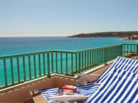 hotel with sea view princess_richmond_menton