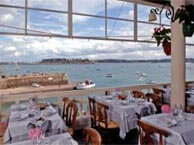 hotel with sea view printania-dinard