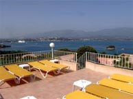 hotel am meer private-porto-vecchio