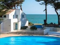 hotel with sea view punta-lara-noirmoutier