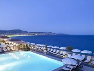 hotel with sea view radisson_nice