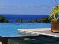 hotel with sea view rayon-vert-guadeloupe