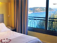 hotel with sea view regency-roquebrune