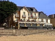 hotel with sea view regent_pornichet