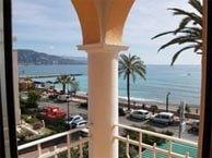 hotel with sea view reine-azur-roquebrune