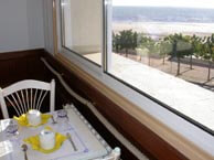 hotel with sea view reve-sable-royan