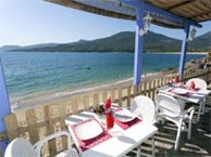hotel with sea view rocemare-propriano