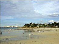 hotel am meer royal-emeraude-dinard