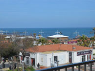 hotel with sea view sablotel-cap-d-agde