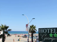 hotel with sea view saint-georges-canet