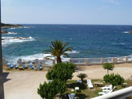 hotel with sea view saint-joseph-algajola
