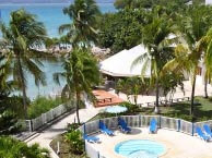 hotel with sea view salako-guadeloupe