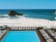 hotel am meer sofitel_biarritz