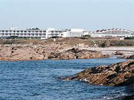 hotel with sea view sofitel_quiberon