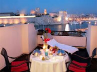 hotel with sea view sofitel_vieux_port_marseille