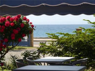 hotel with sea view sole-e-mare-saint-florent