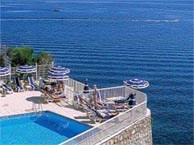 hotel with sea view st-christophe-calvi