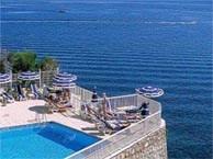 hotel vue mer st-christophe-calvi