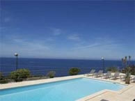hotel with sea view st-erasme-calvi