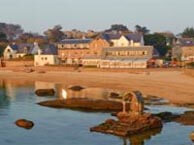 hotel with sea view st-guirec-perros