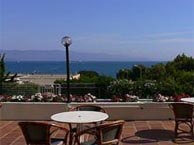 hotel with sea view sunbeach-ajaccio